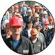 """Список разделов веб-сайта о работе в экономической деятельности """"Рабочий персонал"""" интернет-портала электронная Биржа труда"""